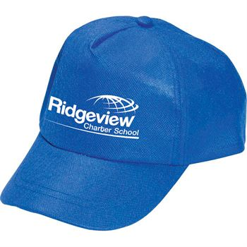 Econo-Value Lightweight Breathable Baseball Cap - Personalization Available