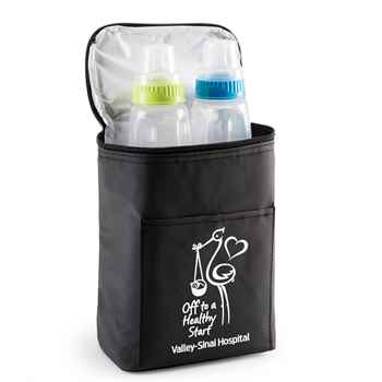 Double Bottle Insulated Holder
