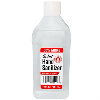 12 Oz Hand Sanitizer Gel