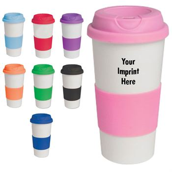 Commuter Tumbler 16-oz. - Personalization Available