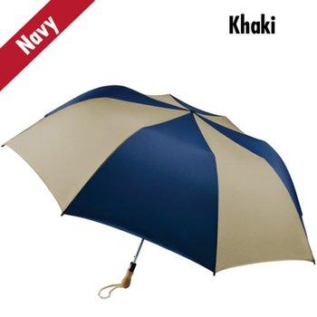 "58"" Arc Traveler Auto Open Folding Umbrella - Personalization Available"