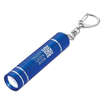 Micro LED Aluminum Torch Key Light - Personalization Available