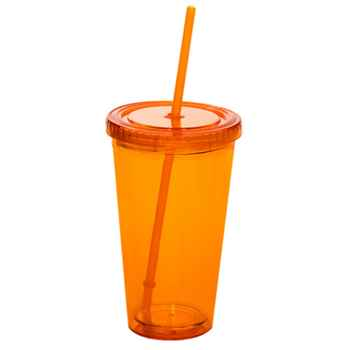 Sturdy Acrylic Tumbler - Personalization Available