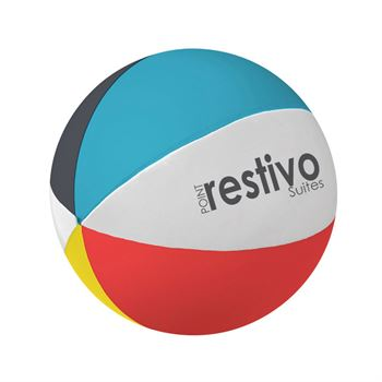 Beach Ball Stress Reliever - Personalization Available