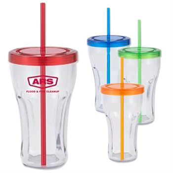 Soda Fountain Tumbler 22-oz. - Personalization Available