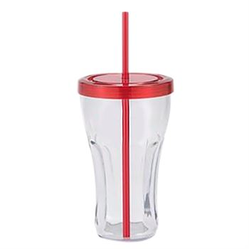 Soda Fountain Tumbler - Personalization Available