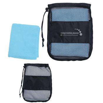 Sport Towel In A Bag - Personalization Available
