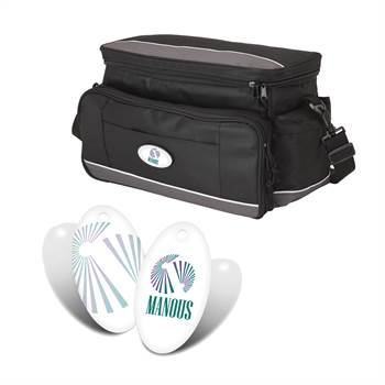 BBQ Cooler Bag - Personalization Available