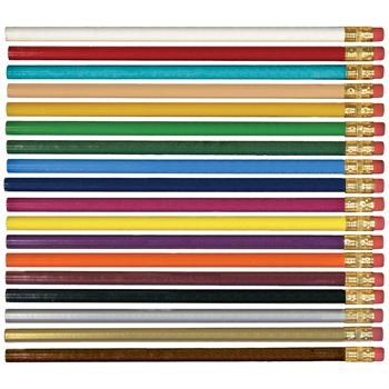 Round Pioneer Pencil - Personalization Available