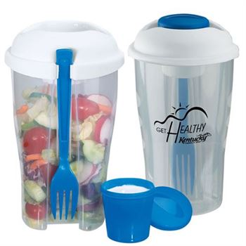 On-The-Go Salad Set - Personalization Available