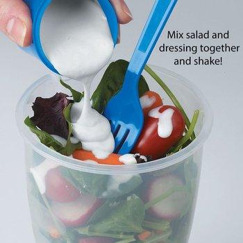 On-The-Go Salad Set