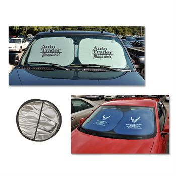 Car Sun Shade - Personalization Available