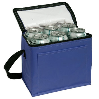 Nylon 6-Pack Cooler - Personalization Available