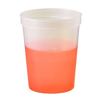 16-Oz. Reusable Color Changing Mood Stadium Cup - Personalization Available
