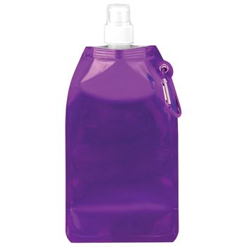 Metro Collapsible Water Bottle - Personalization Available