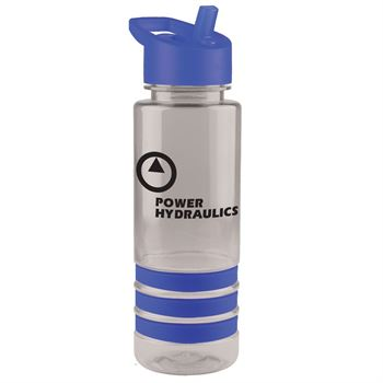 Tritan™ Striped Water Bottle 24-oz. - Personalization Available