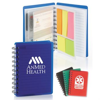 Multi-Tasker Notebook - Personalization Available