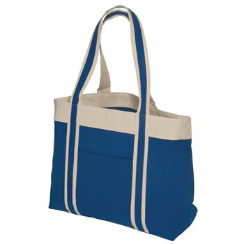 Eco-Responsible Newport 10-Oz. Cotton Tote - Personalization Available