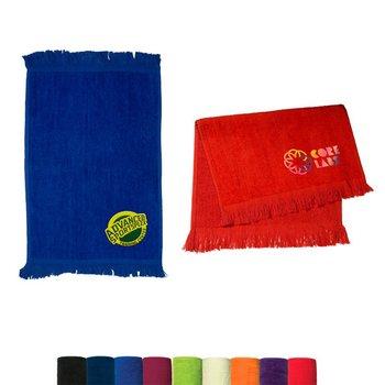 Cotton Velour Sport Towel - Personalization Available