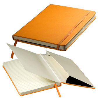 Soft Faux Leather Cover Tuscany Journal - Personalization Available