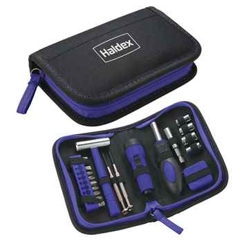 22-Piece Workmate Compact Tool Kit - Personalization Available