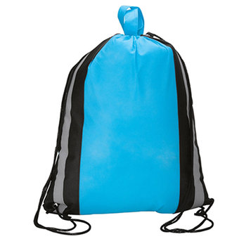 Side Reflective Sports Bag - Personalization Available