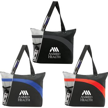 Cascade Tote Bag - Personalization Available