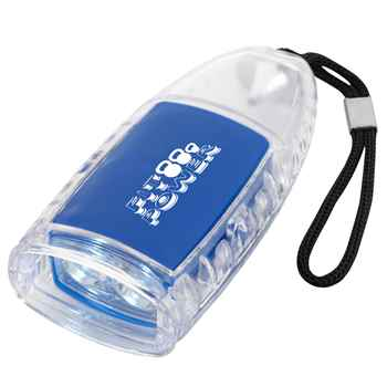 Torpedo LED Lantern Flashlight With Strap - Personalization Available