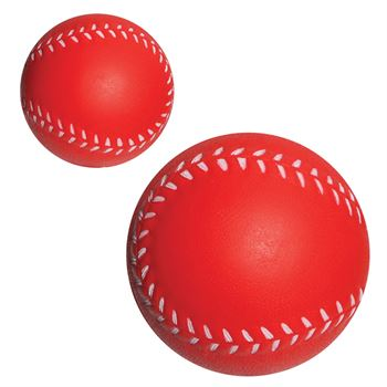 Select Your Product Color Baseball Stress Reliever - Personalization Available