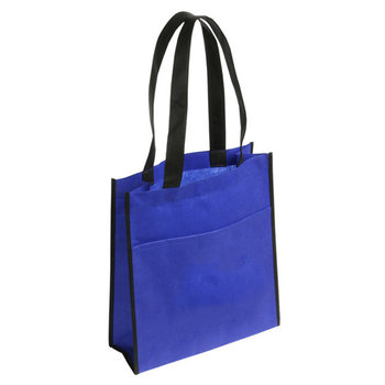The Peak Tote Bag With Pocket - Personalization Available