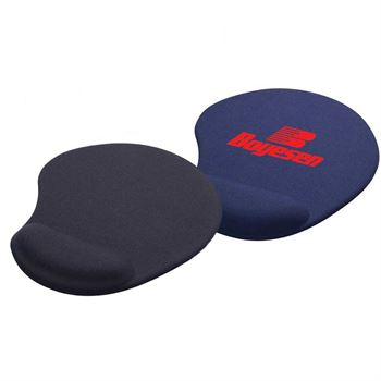 Solid Jersey Gel Mouse Pad/Wrist Rest - Personalization Available
