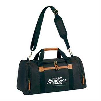 Executive Duffel Bag - Personalization Available