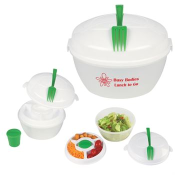 Salad Bowl Set - Personalization Available