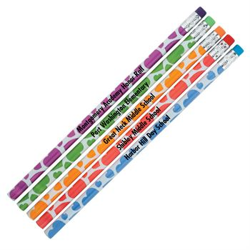 Mood Heart Heat-Sensitive Pencil - Personalization Available
