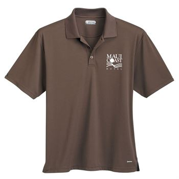 Men's Moreno Short Sleeve Polo - Embroidery Personalization Available