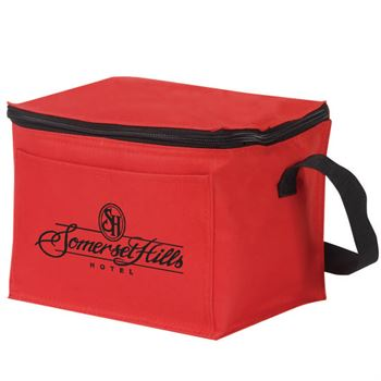 Promo 6-Can Cooler - Personalization Available