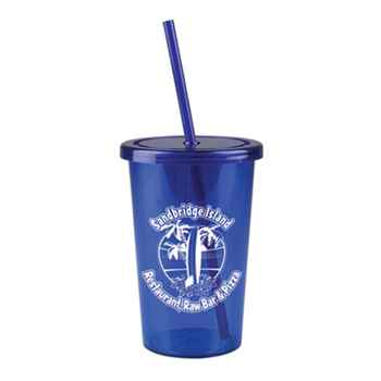 20-Oz Travel Tumbler - Personalization Available