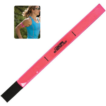 Reflection Safety Velcro Band - Personalization Available