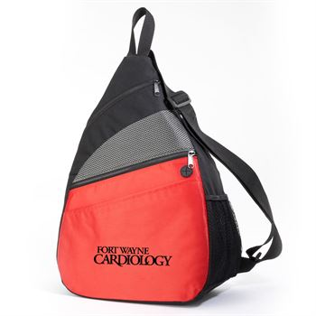 Tech Sling Backpack - Personalization Available