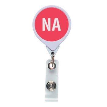 Healthcare Jumbo Retractable Badge Reels