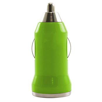 Compact USB Car Charger - Personalization Available