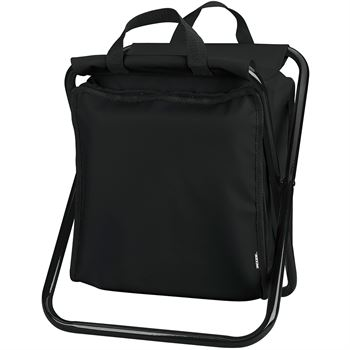 Koozie® Chair Cooler With Steel Folding Frame - Personalization Available