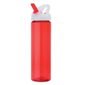 25-oz. PET Bottle with Flip Spout - Personalization Available