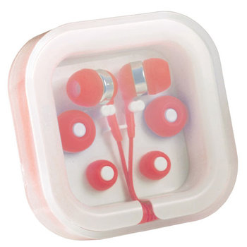Color Pop Earbuds - Personalization Available