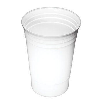 20-Oz. Eco-Friendly Single Wall Everlasting Party Cup Made in the USA - Personalization Available