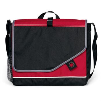 Attune Messenger Bag II With Top Grab Handle - Personalization Available