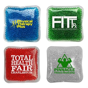 Gel Bead Hot/Cold Pack - Personalization Available