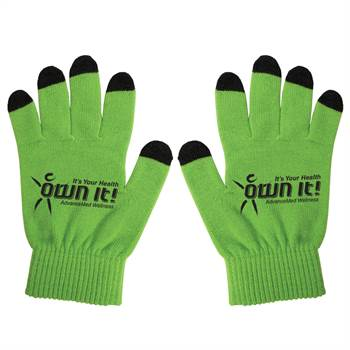 Touchscreen Gloves - Personalization Available