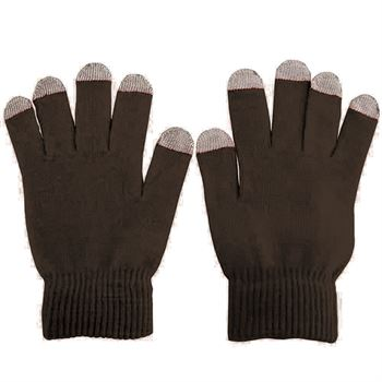 Touchy-Feely Techy-Friendly Touchscreen Gloves - Personalization Available