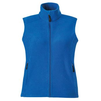 Ladies' Core 365™ Fleece Vest - Personalization Available